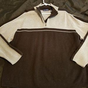 John Ashford zipper sweater